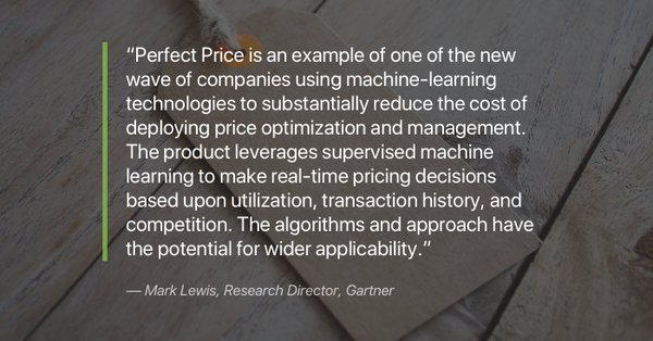 Perfect Price Unveils AI Pricing Platform To Make Revenue